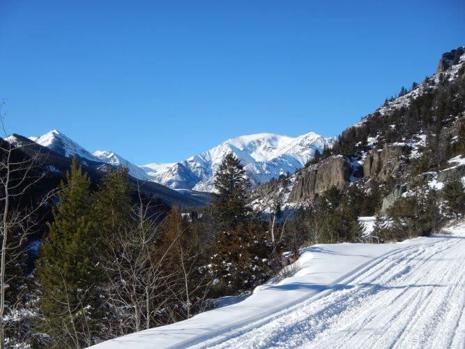 Wintertime splendor